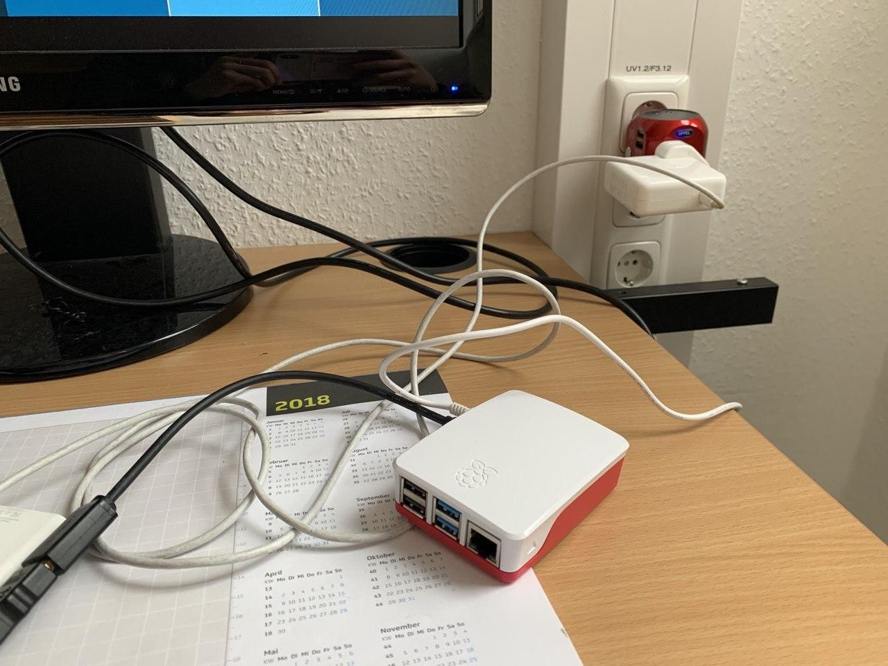 Digital Bullentins using Raspberry-Pi